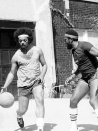 Rev. Jesse Jackson e Marvin Gaye, 1976
