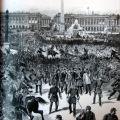 Sciopero del 1 maggio 1890, Place de la Concorde, Parigi
