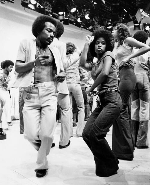 Ballerini di Soul Train