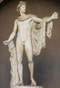 Statua di Apollo