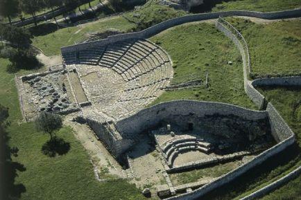 Delfi - Teatro di Dioniso