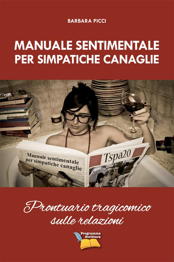 Copertina Manuale sentimentale per simpatiche canaglie