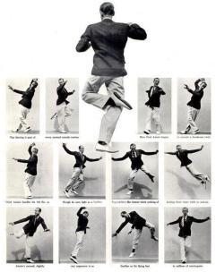 Passi di danza di Fred Astaire, 1936