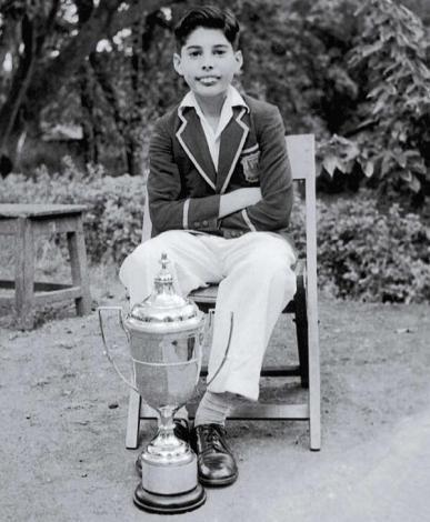 Freddie Mercury 1958