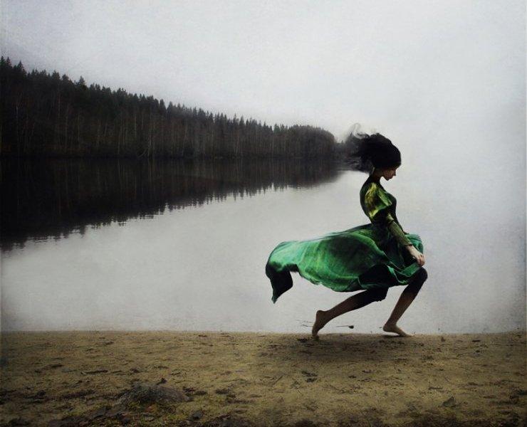 Scattodella fotografa estoneKylli Sparre (aka Sparrek)