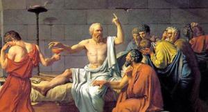 Oracolo di Delfi - Morte di Socrate