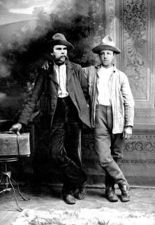 Paul Verlaine e Arthur Rimbaud, Brussels, 1873