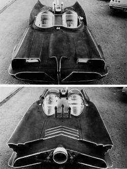 La Batmobile, 1965