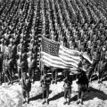 Soldati americani africani durante la Seconda Guerra Mondiale