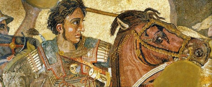Delfi - Alessandro Magno