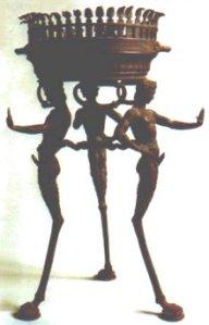 Delfi - tripode