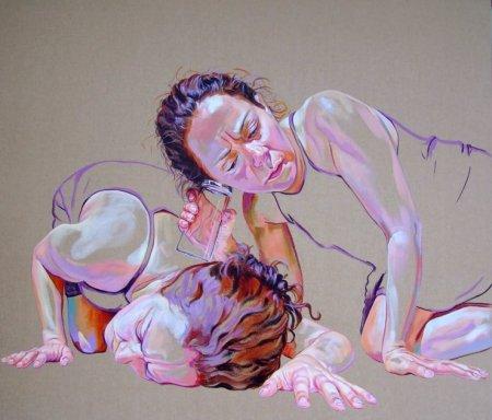 Dipintodell'artista portogheseCristina Troufa