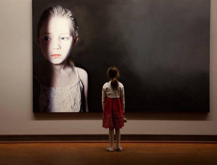 Operadell'artista austro-irlandeseGottfried Helnwein
