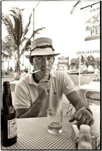 Hunter S. Thompson, Mexico, 1974