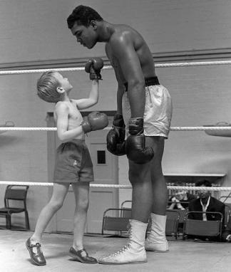 Muhammad Ali, 1972
