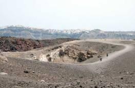 Santorini - Cratere