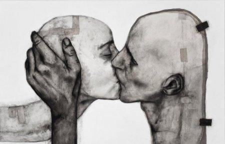 """The origin of the end""dell'artista canadeseStéphanie Béliveau"