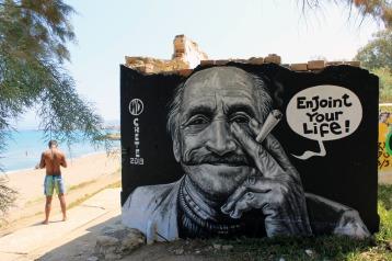 WD street art