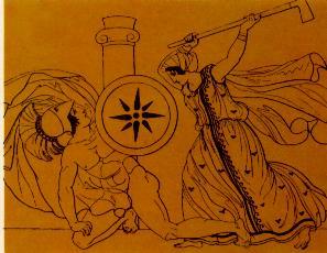 La morte di Agamennone