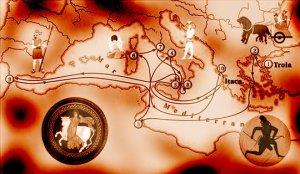 Mappa Itaca Troia