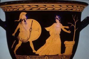 Menelao e Elena