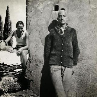 Salvador Dali a 26 anni