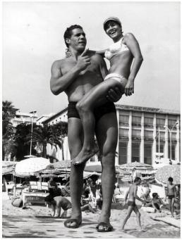 Andre il Gigante in Francia, 1967