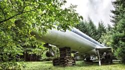 Il Boeing 727 trasformato in casa da Bruce Campbell