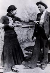 Bonnie e Clyde, 1933