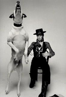 David Bowie, 1974 (Foto di Terry O'Neill)