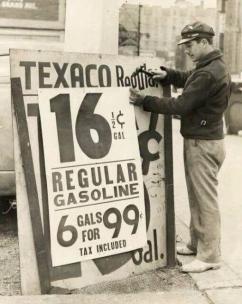 Prezzi del gas, 1939