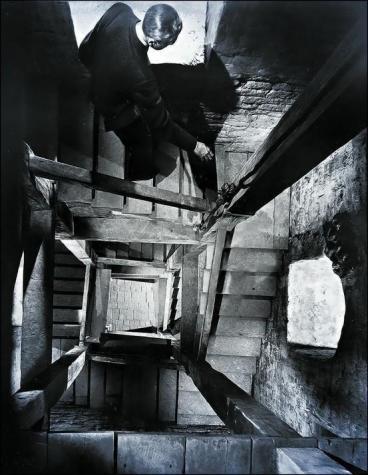 James Stewart in Vertigo, 1958