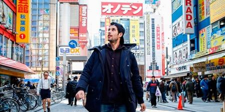 Slow tv - Tokyo Reverse