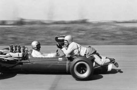 Le telecamere di bordo originali in Formula 1
