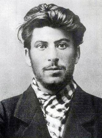 Joseph Stalin da giovane