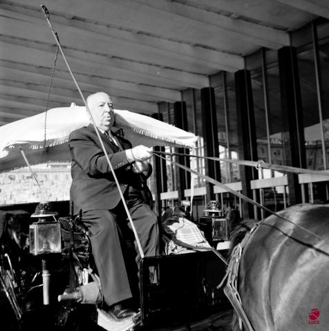 Alfred Hitchcock, Roma 1960