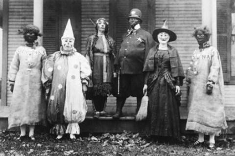 Ancient Celtic Halloween Costumes