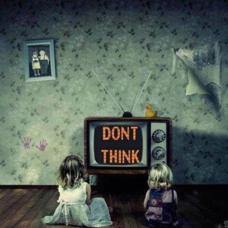 Don't think di Autore sconosciuto