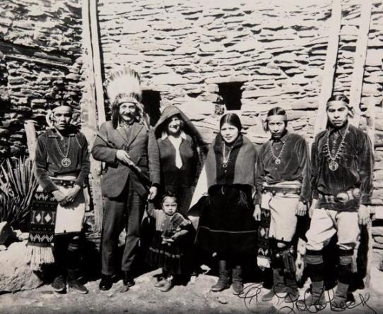 Einstein visita il Grand Canyon