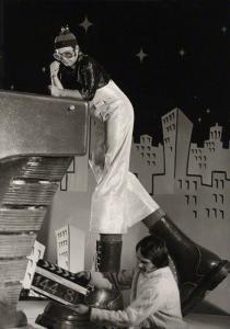 Elton John, 1975 (Foto di Terry O'Neill)