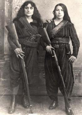 Guerrigliere armene, 1895