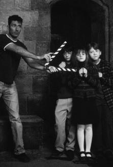 Harry Potter, Hermione, e Ron