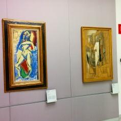 Milano - Museo del 900 - Opere di Pablo Picasso