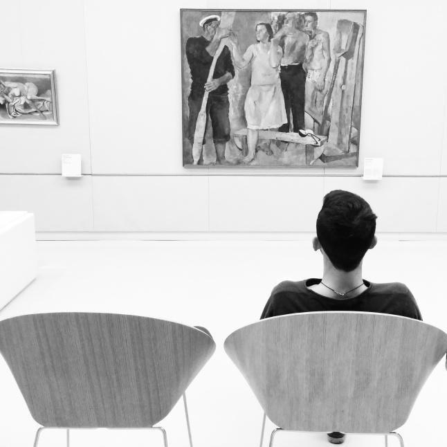 Milano - Museo del 900 - Collezione permanente