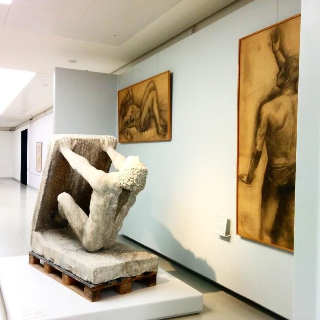 Milano - Museo del 900 - Scultura di Arturo Martini