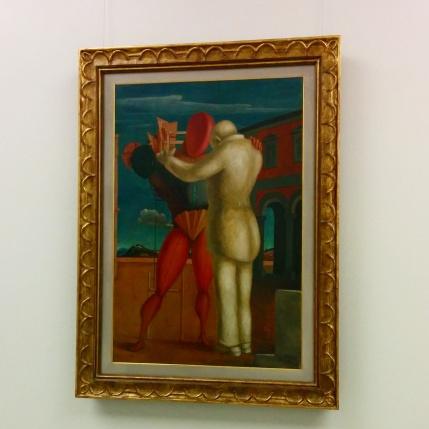 """Milano - Museo del 900 - """"Il figliol prodigo"""" di Giorgio De Chirico"""