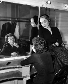 Marlene Dietrich e Edith Piaf, 1952