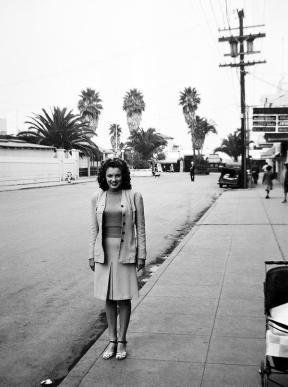 Norma Jean (aka Marilyn Monroe), Los Angeles, 1944