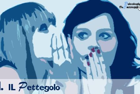 Psicologia da Cazzeggio - Il pettegolo