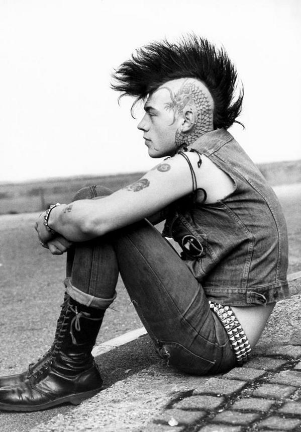 Punk, 1970